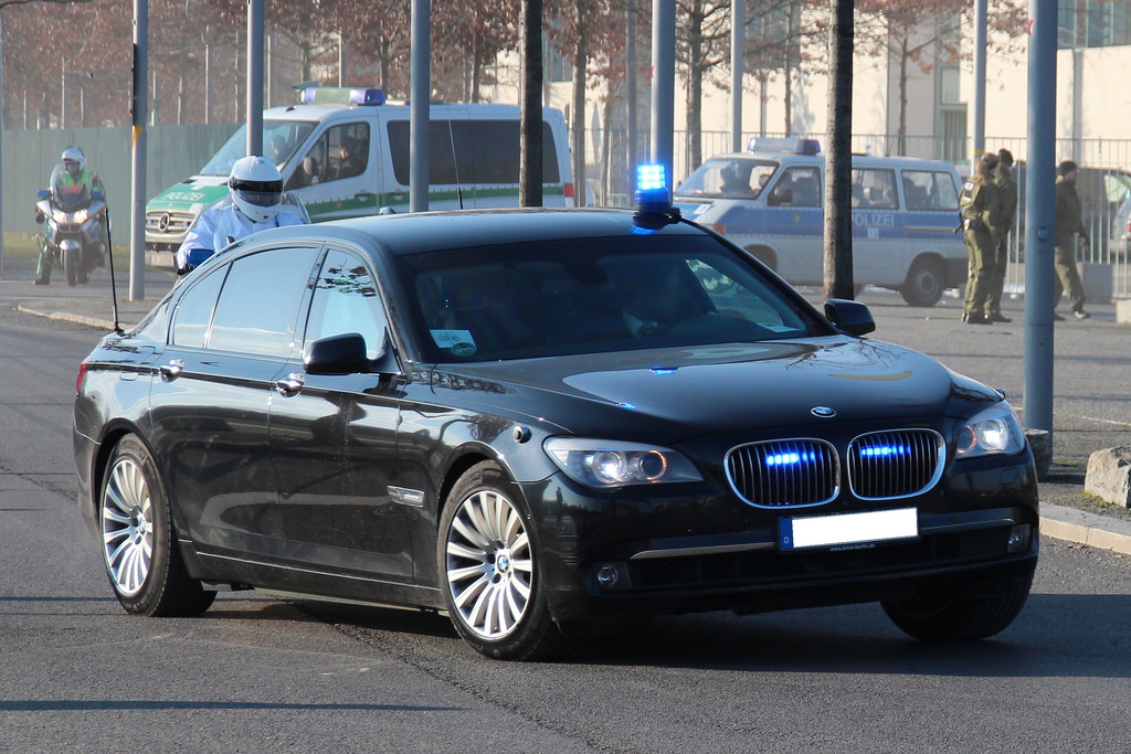 BMW security avd road