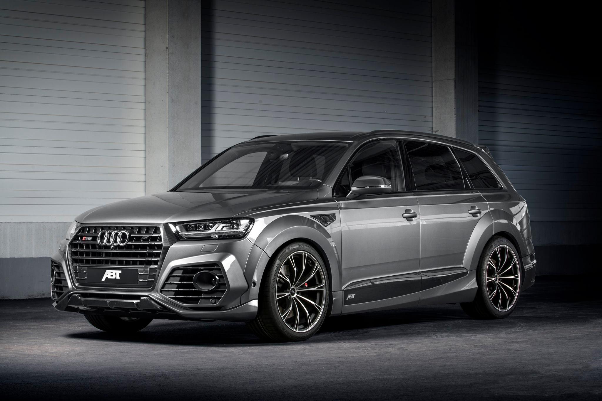 Audi ABT SQ7