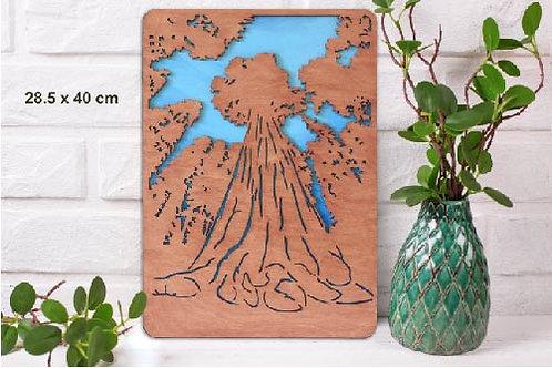 Bos dat de hemel raakt - Cosy Crafting