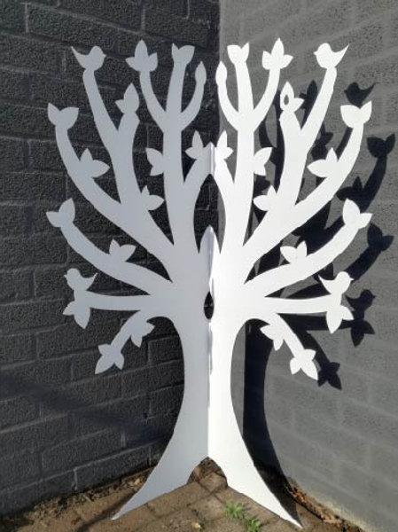 Kartonnen boom 1 deel