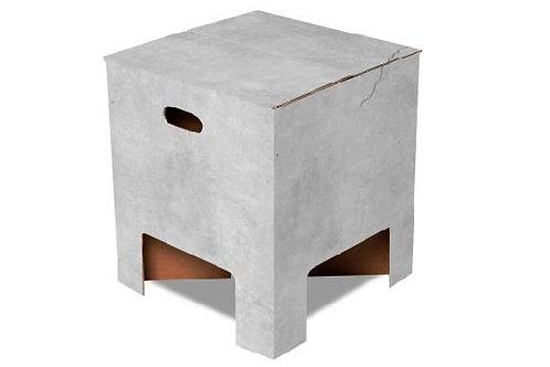 Dutch Design Chair - concrete - 19,95