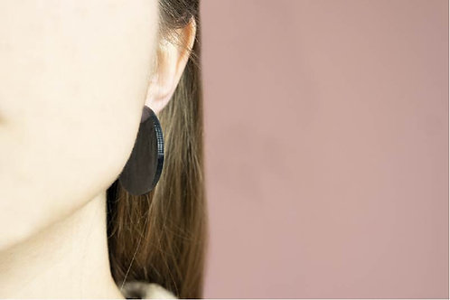 Circle earrings large 2020 - An intimate story