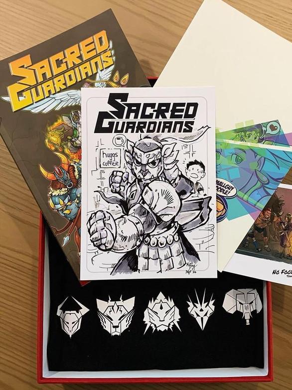 Singapore & Asia New Comic Range