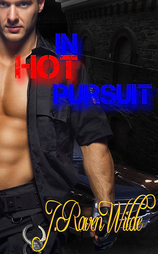 In Hot Pursuit, J Raven Wilde