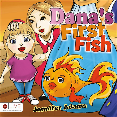 Dana's First Fish Paperback