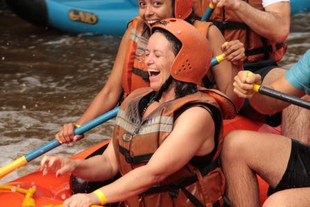 rafting no rio juquiá juquitiba