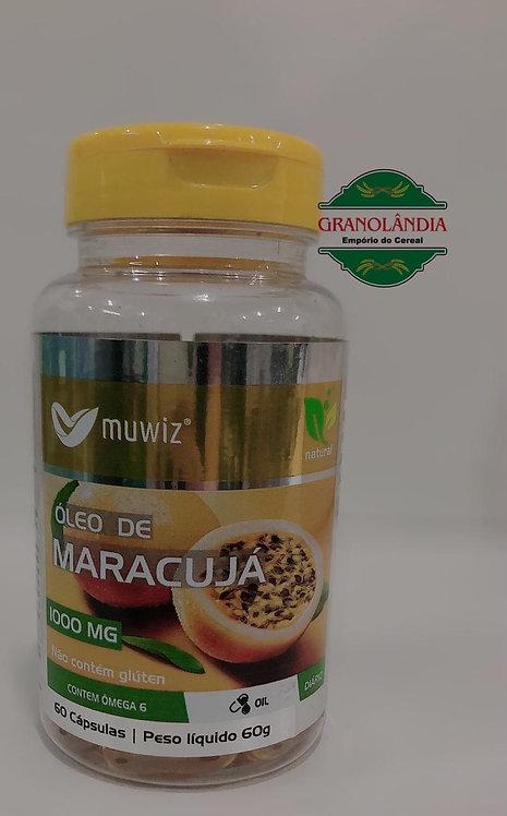 Óleo de Maracuja - 60 cápsulas