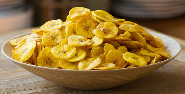 Banana Chips (Sal)