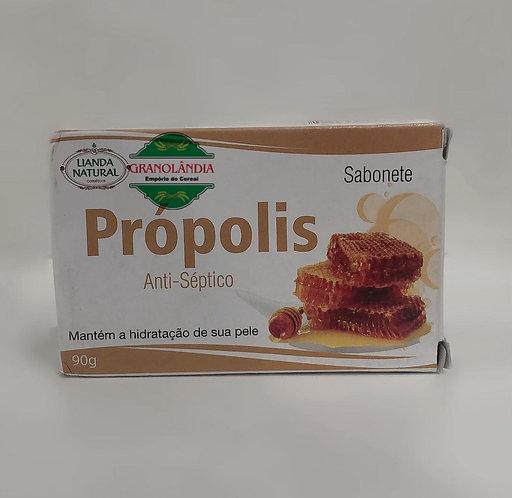 Sabonete de Própolis