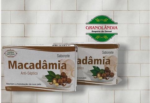 Sabonete de Macadâmia
