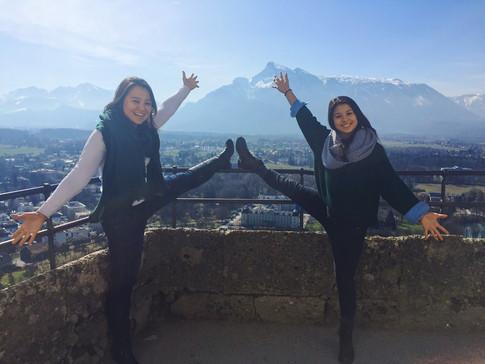 Salzburg, Austria. Spring 2017.