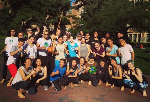 Capoeira Family