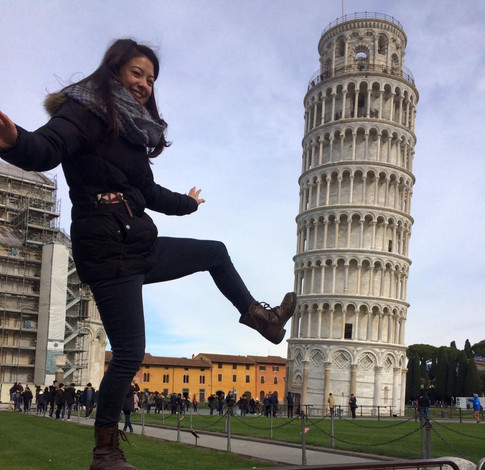 Lisa @ Pisa