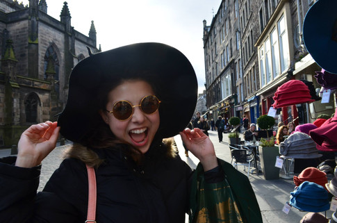Edinburgh, Soctland. March 2015