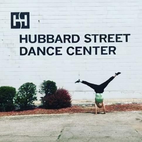 Hubbard Street Dance Center