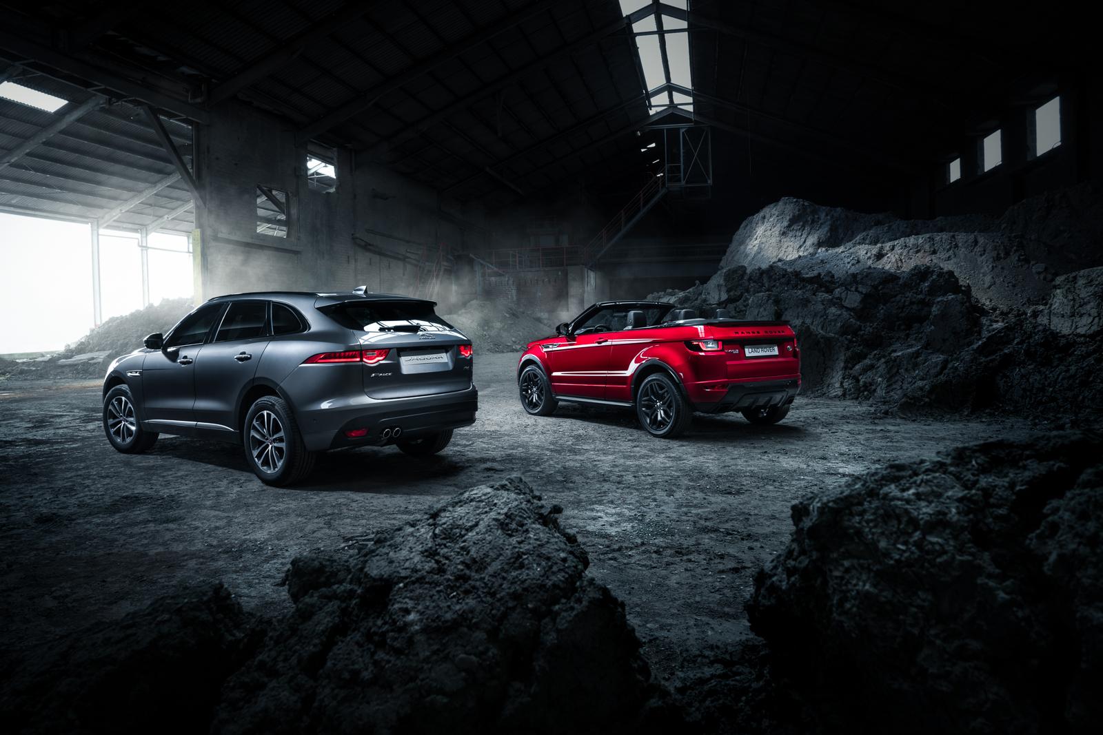 CUSTOMER - Jaguar / Land-Rover