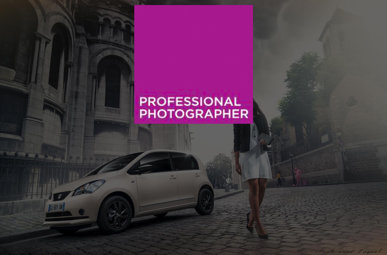 PROFESSIONAL PHOTOGRAPHER ( 2015 )