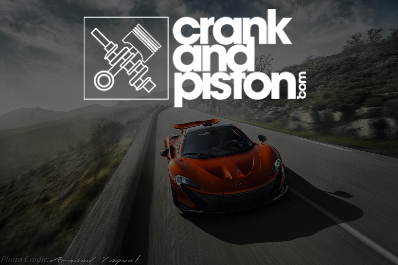 CRANK AND PISTON ( 2015 )