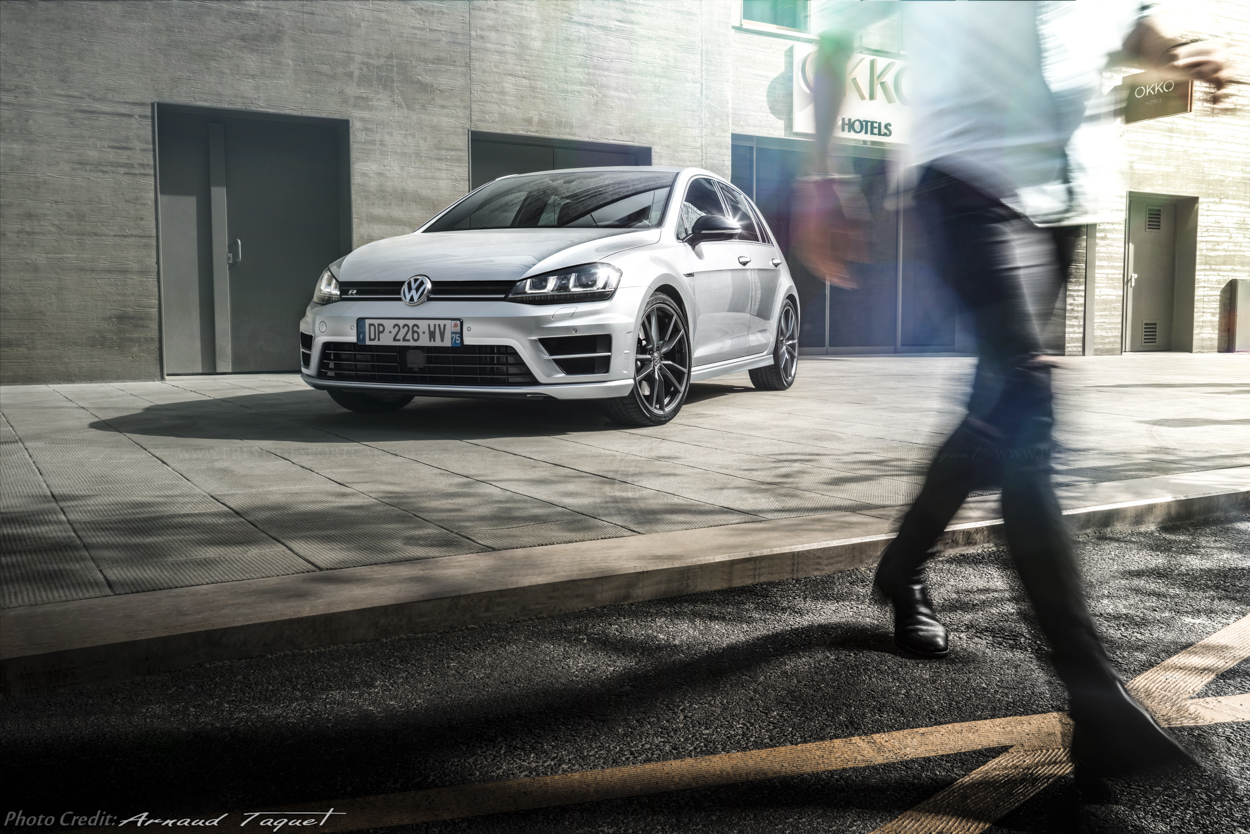 Volkswagen Golf R - Roadtrip