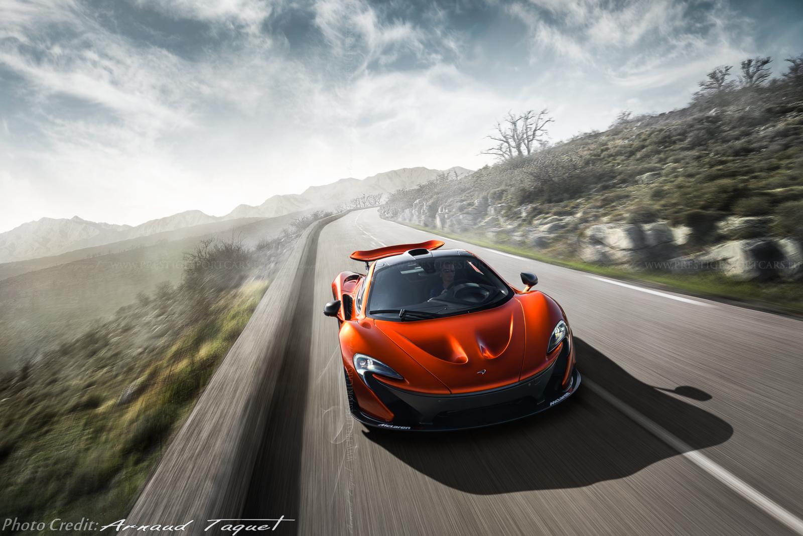 CUSTOMER - McLaren Automotive MSO
