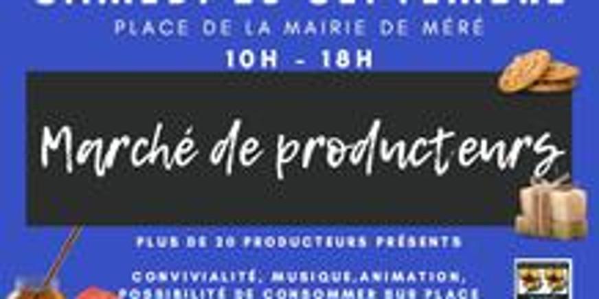 Marché des producteurs de Méré