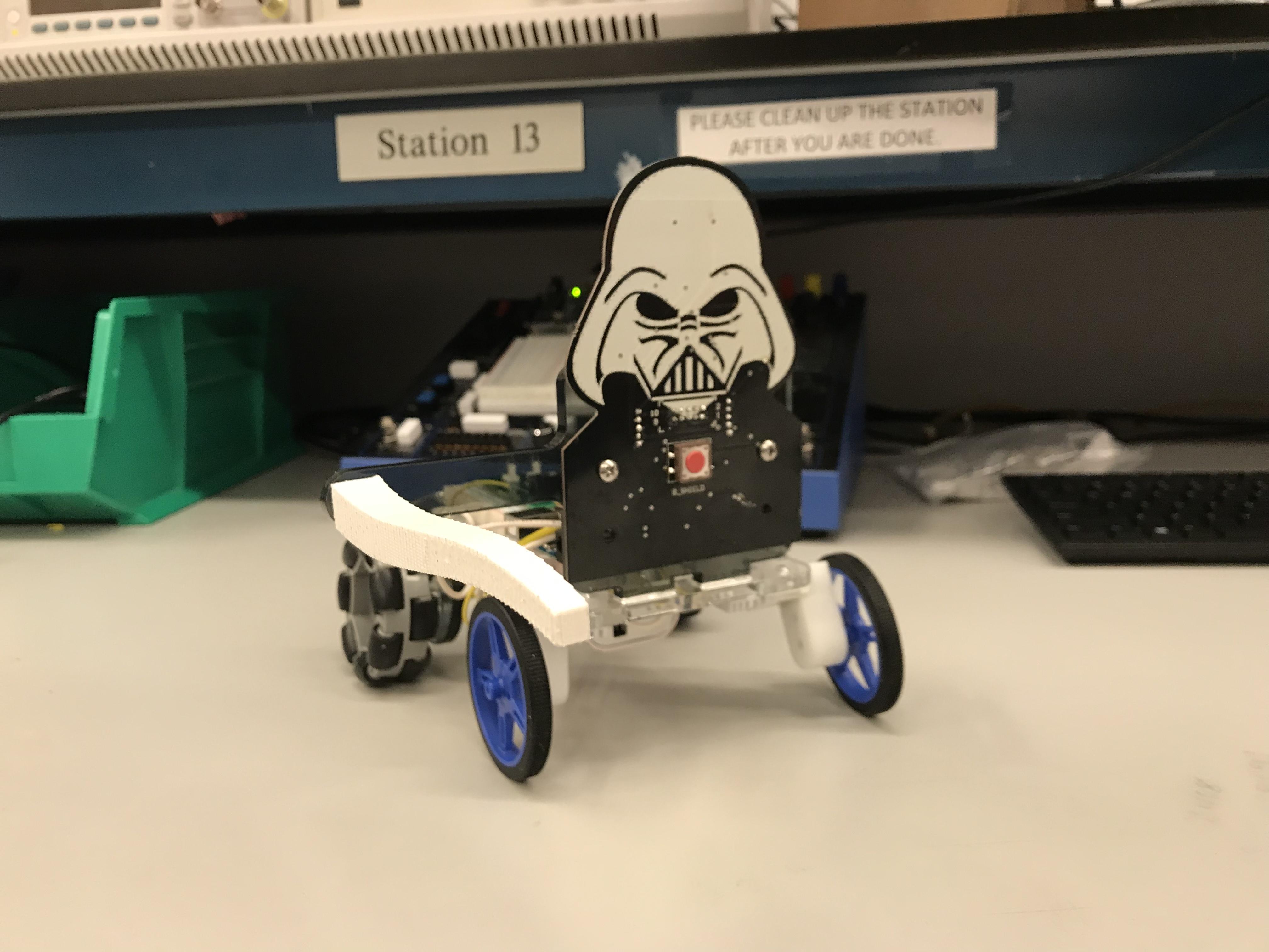 JoustBot (Custom PCBs!)