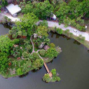 Prayer Island Aerial View