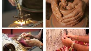 Formación profesional superior para salvar la artesanía