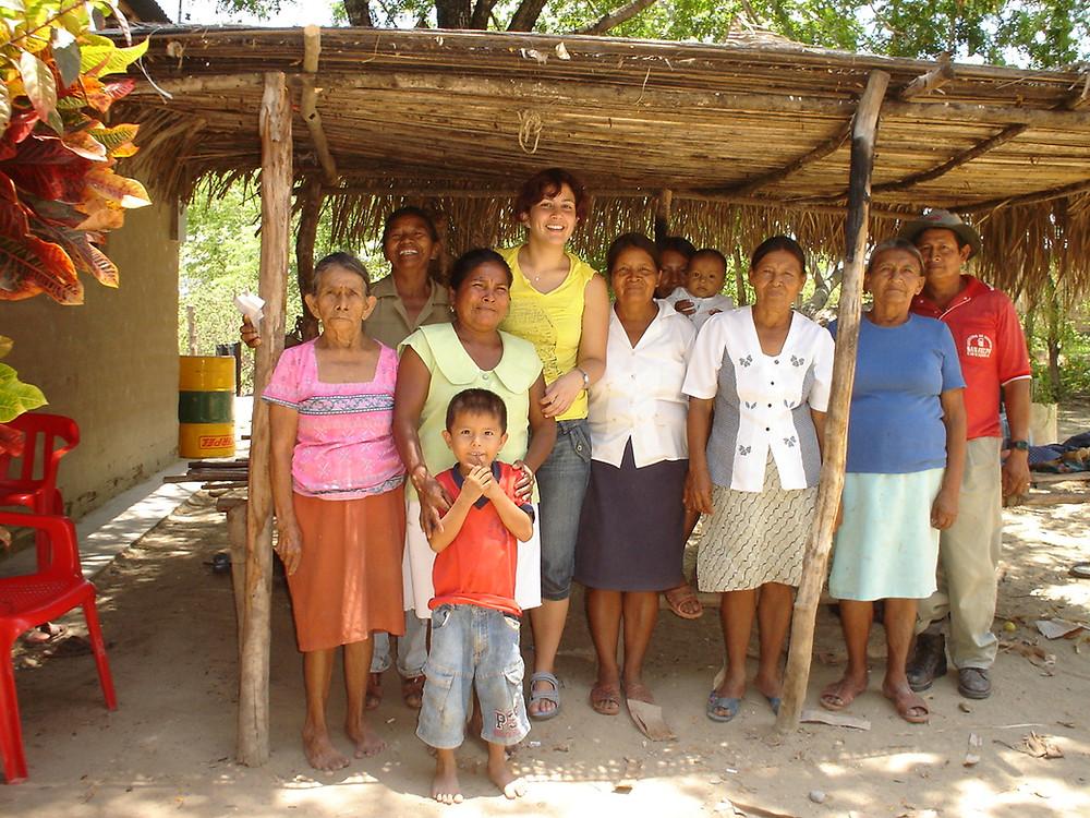 Comunidad artesanal del resguardo Chenche Amarcayo - Coyaima, Productores del Jabón de Tierra