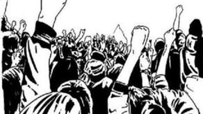 Crisis política, o falta de actuación popular