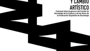 Celebrado el coloquio intercongresos del comité de sociología de la cultura y de las artes de la FES