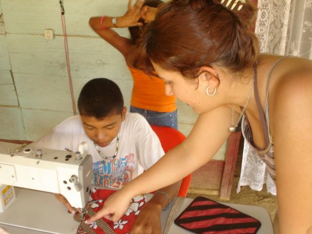 Silvana Navarro Hoyos | Craft Consultant & Researcher