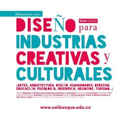 Maestría en Diseño para Industrias Creativas y Culturales, Silvana Navarro-Hoyos