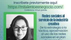 """seminario Virtual""""Mi talento es negocio"""""""