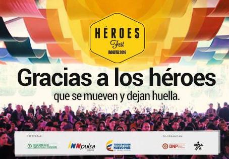 Gracias Héroes Fest 2016, estamos haciendo el cambio