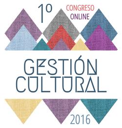 1º Congreso online de Gestión Cultur