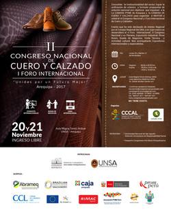 II Congreso Nacional y I Foro Intern