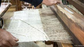 Tejeduría y cestería artesanal en América