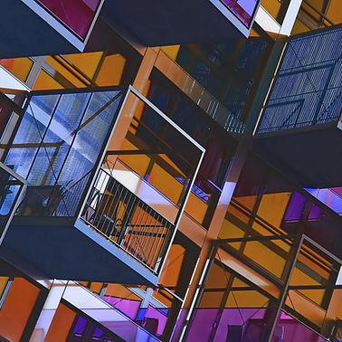 Yığılmış Balkonlar