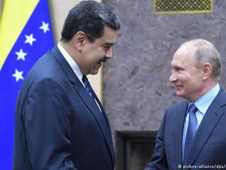 O que está em jogo para a Rússia na Venezuela