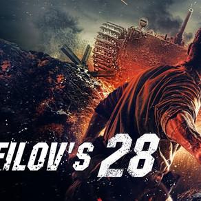 CINEMA RUSSO: Os 28 de Panfilov