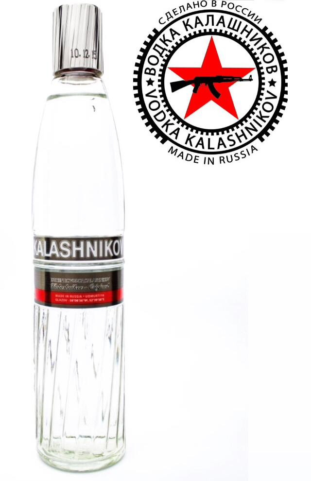 Compre Vodka Kalashnikov
