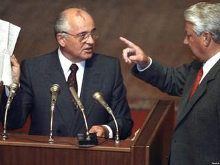 A Rússia poderia ter desaparecido em 1991