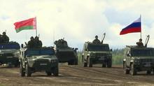 Oeste21. O mega exercício militar do Estado da União (Rússia e Bielorrússia)