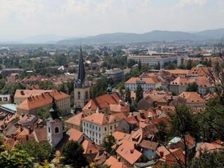 Conheça a bela Ljubljana, capital da Eslovênia