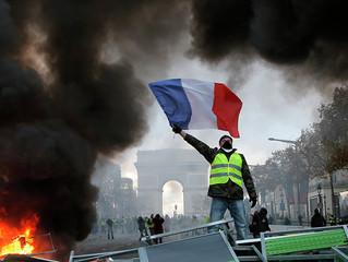 ANÁLISE: França em chamas