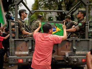"""A grave situação da """"Venezuela"""""""