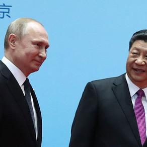 Presidentes da Rússia e China vão discutir em Moscou sobre Venezuela, Coreia do Norte e Irã.