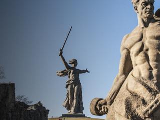 27 milhões de soviéticos deram a vida para livrar o mundo dos nazistas