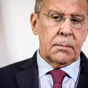 Entrevista do ministro, Sergey Lavrov (RE), para a revista Russkaya Mysl